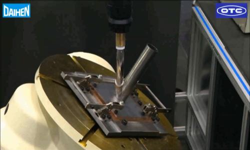 金属加工行业_点焊/弧焊_欧地希OTC Synchro Feed焊接系统 11