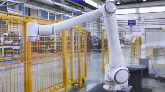 艾利特新品大负载12KG协作机器人EC612