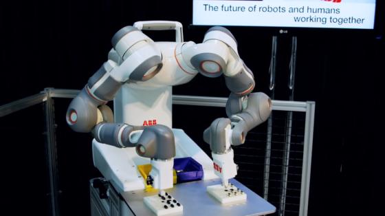 ABB機器人技術-開創機器人技術新紀元