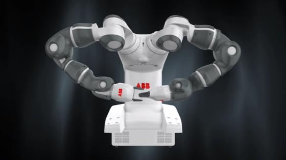 ABB协作机器人YuMi-IRB 14000产品介绍