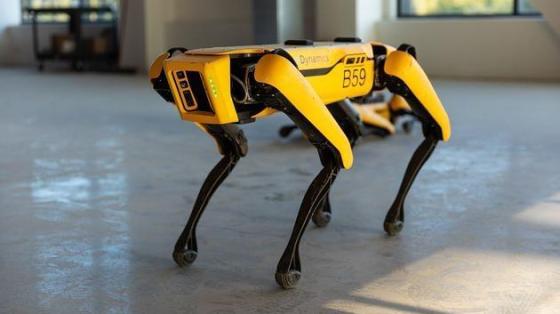 波士頓動力系列:Spot機器人入職石油公司