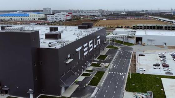 探秘特斯拉上海超级工厂自动化程度