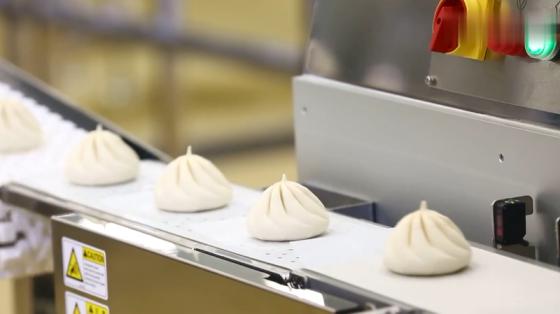 速凍包子如何誕生?探訪正大食品速凍生產線