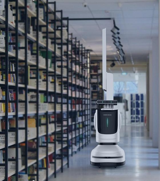图书馆管理机器人