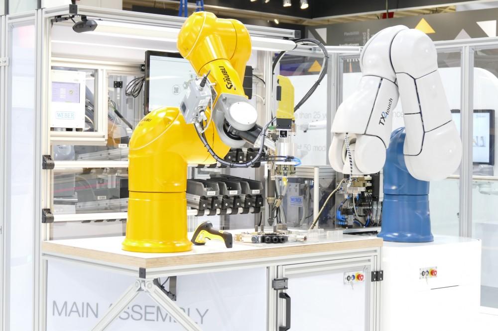 史陶比尔:人与机器专家