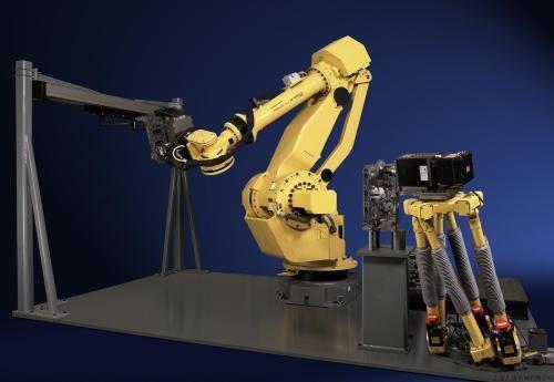 机械手打磨设备