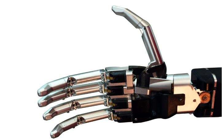 機器人手指結構
