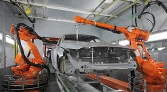 abb喷涂机器人