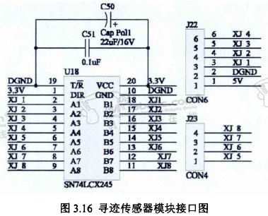 5导航定位模块接口电路设计 3.5.