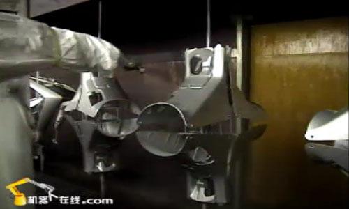 ABB IRB540喷涂 机器人 塑料加工 表面处理 喷漆e