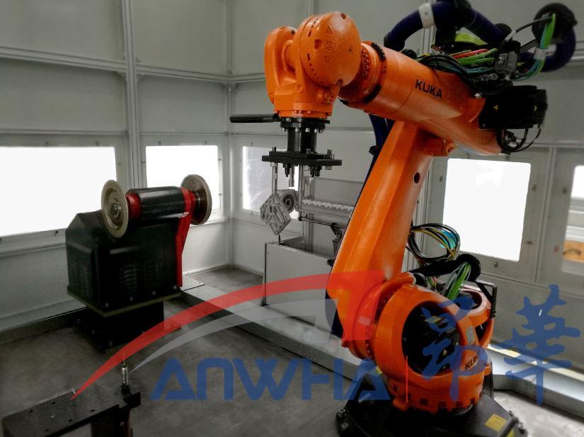 昂华(上海)自动化工程股份有限公司 发动机缸体打磨整线解决方案