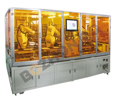 苏州博众精工科技有限公司 自动插件设备
